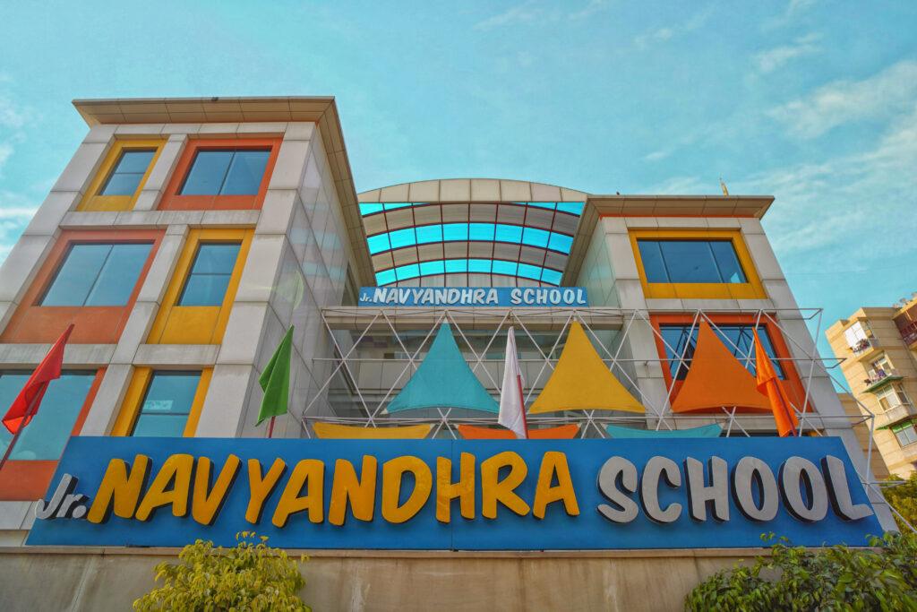 Best Day Care School in Dwarka Sector 12
